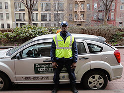 Security Guard - Carnegie Hill Neighbors Patrol