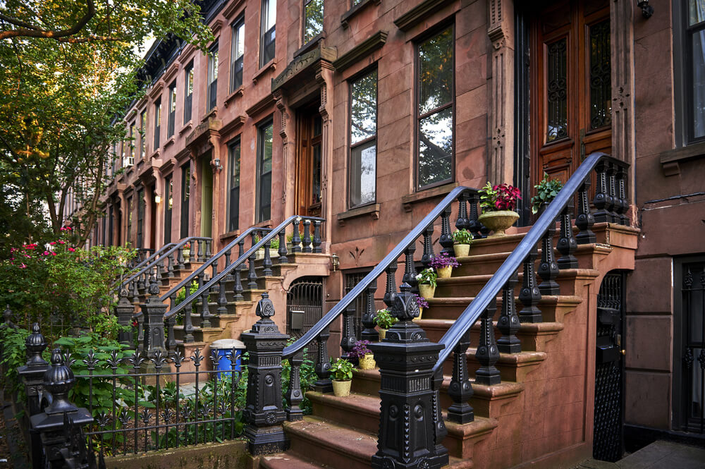 UES Brownstones