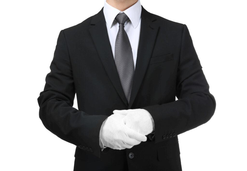 White glove concierge