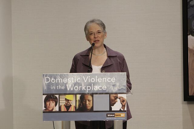 workplace violence presenter